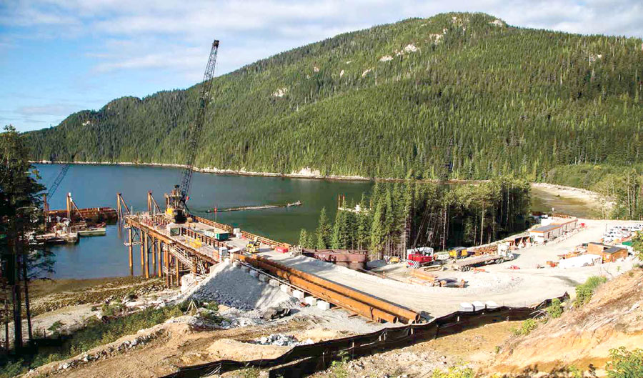 """Goose bumps"" as Shell Ramps Up in Kitimat, Raising Canada's $30B LNG Hopes"