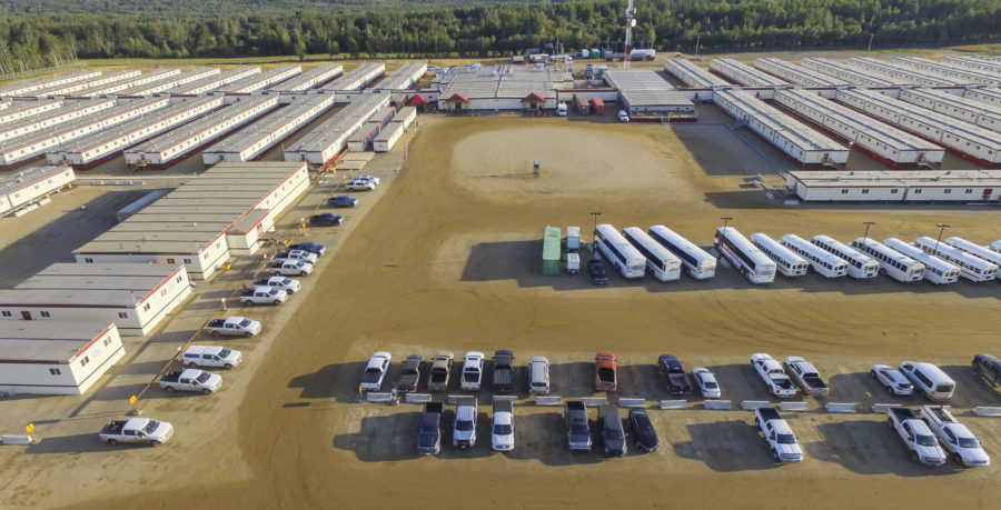 All Camp Contracts Now in Place for LNG Canada Pipeline