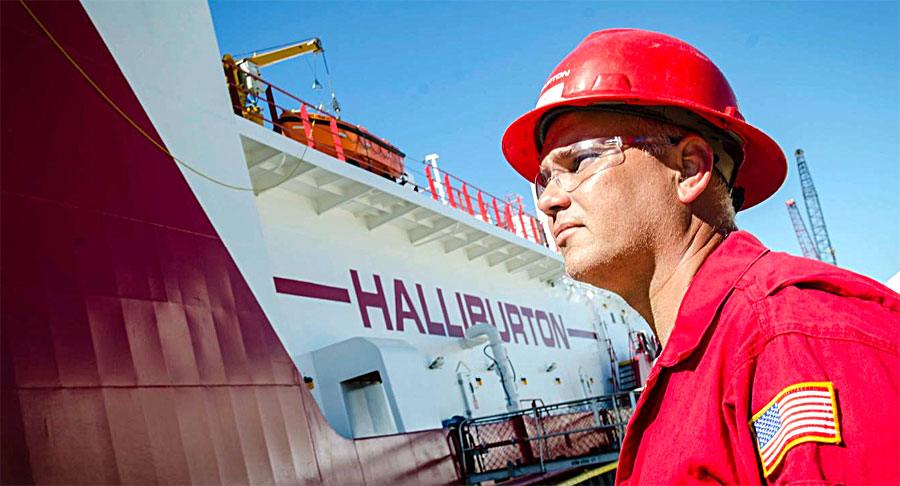 How to Get A Job With Halliburton