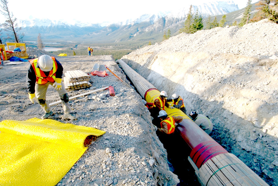 Appeal Court Refuses Approval of Trans Mountain Pipeline Expansion