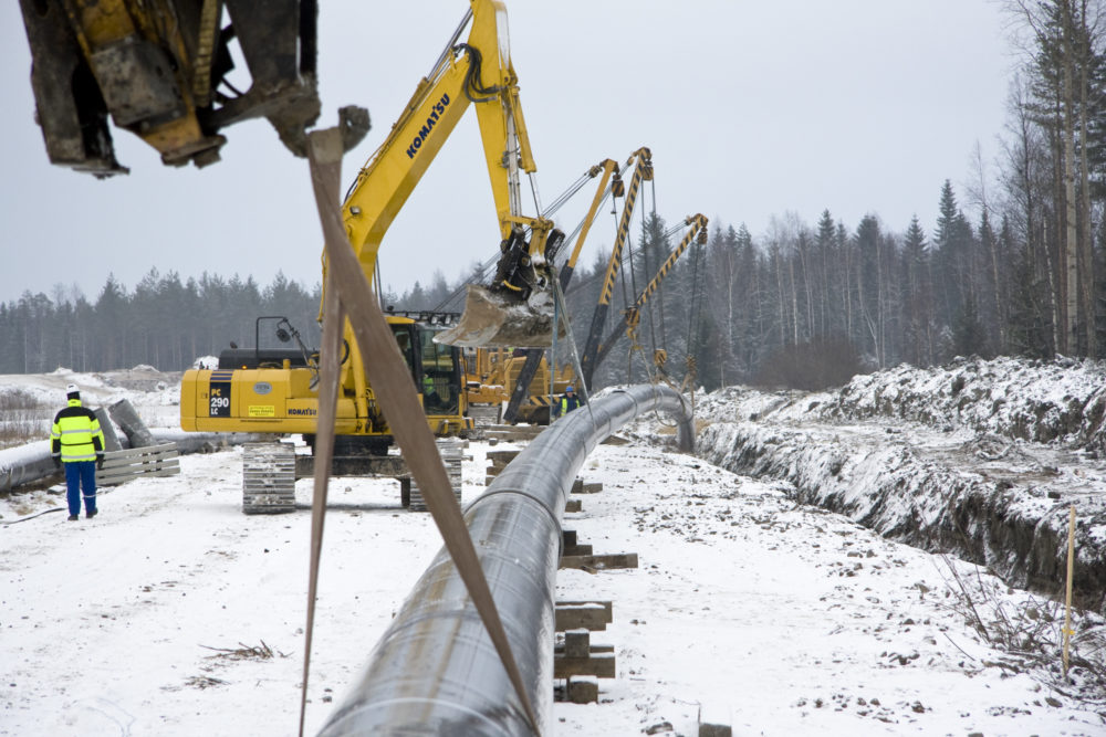 Coastal GasLink Pipeline Construction to Employ up to 2,500