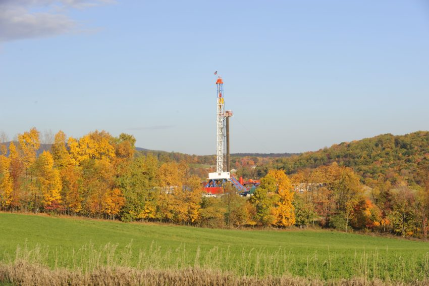 First New Oil Wells in Years Being Drilled in Shale Region