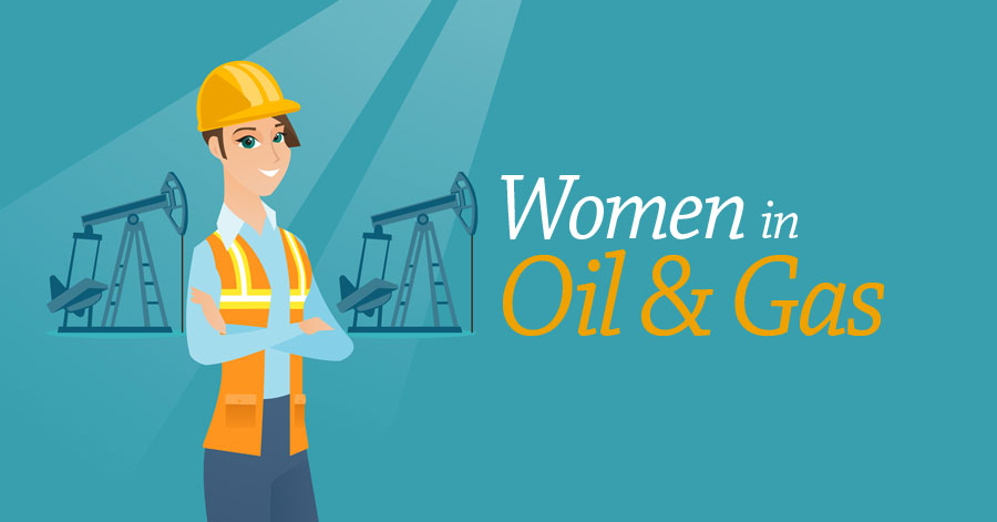 Big Oil Battles Prolonged Gender Problem