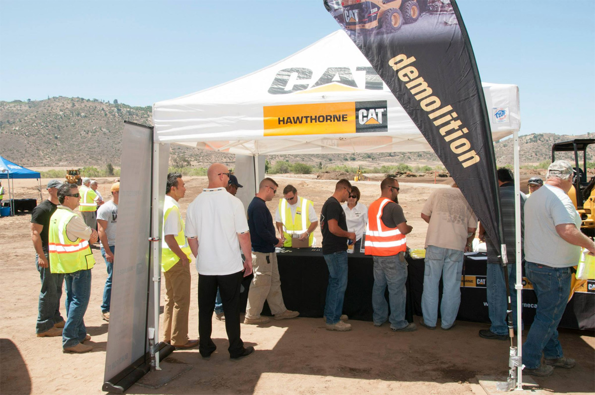 Hawthorne Cat to Host Career Fair and Open House at San Diego Headquarters