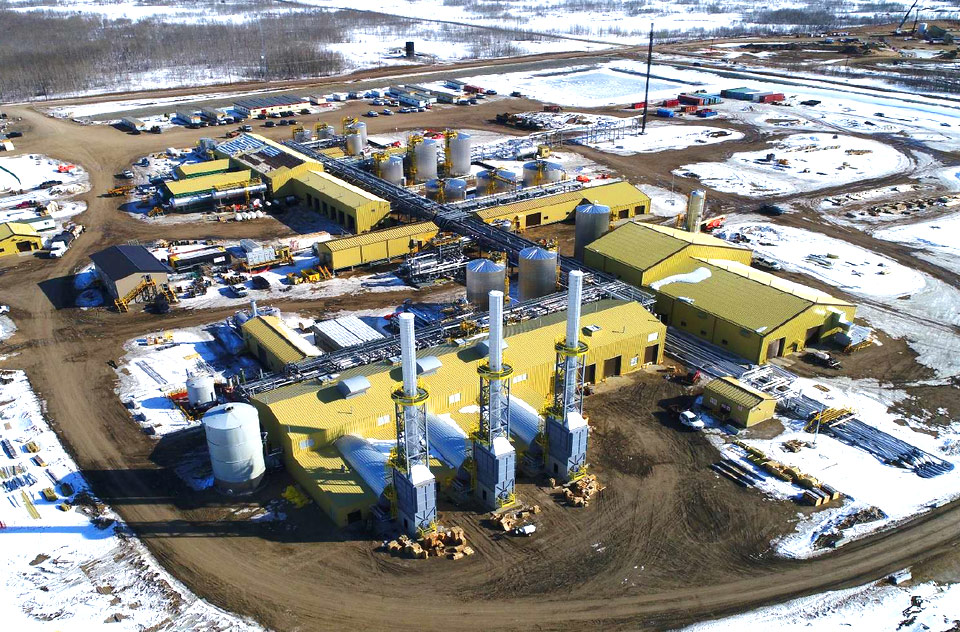 Husky Greenlights Another Sask SAGD Project w/11 Projects Producing