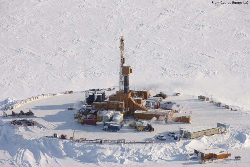 US Government Isn't Letting Shutdown Delay Arctic Drilling