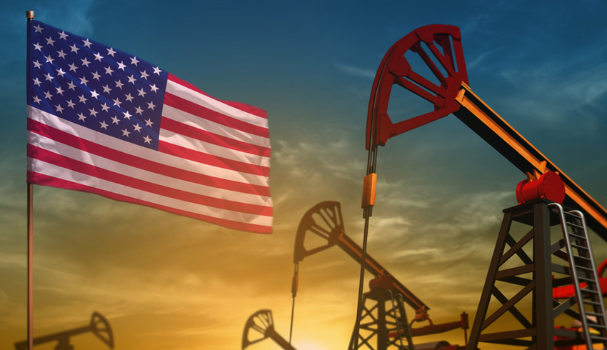 US Could Soon Pump More Crude Than Saudis Can at Their Peak