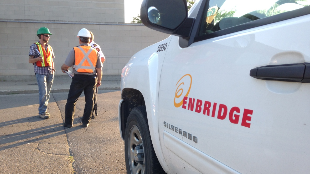 1,000 Jobs Axed at Enbridge