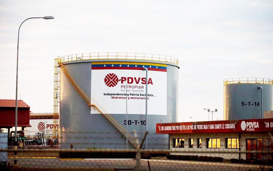 Oil Workers Fleeing Venezuela's Crisis