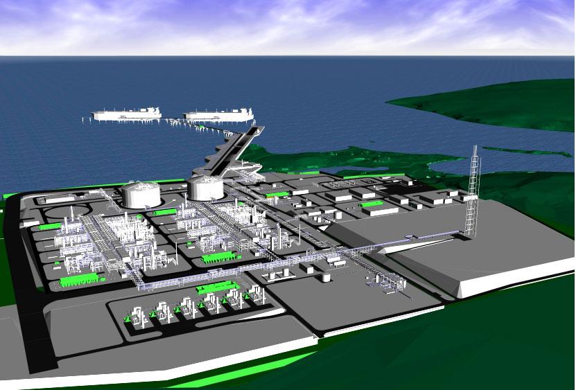 East Canada LNG Edges Toward Decision on $7.5 Billion Plant