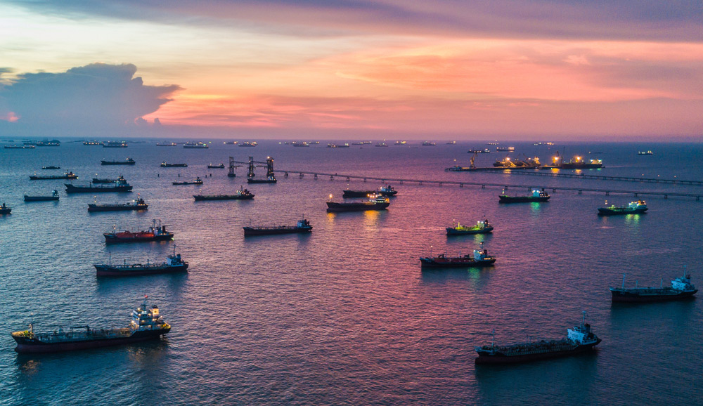 Supertankers Arrive Empty To Handle America's Booming Light Crude Exports