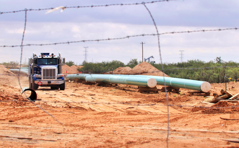 Kinder Morgan Looks to Build Third Permian Basin Gas Pipeline