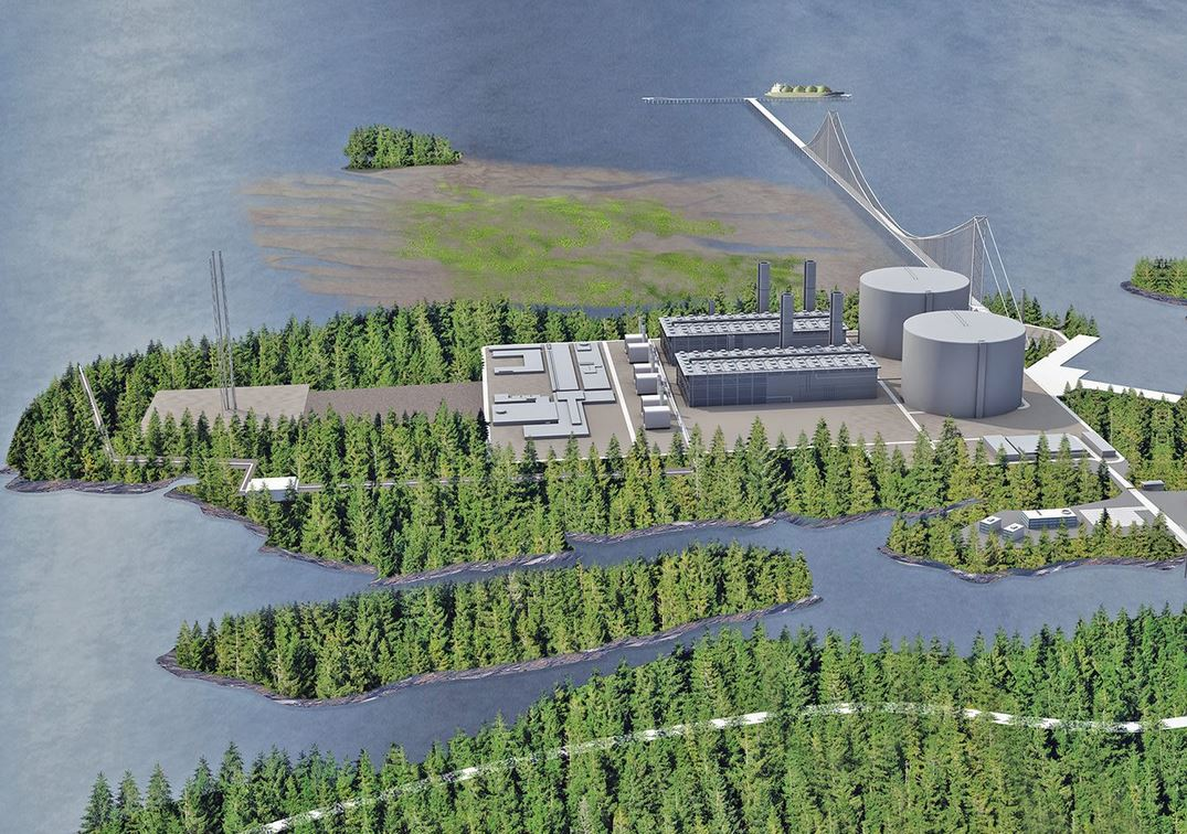 Petronas Considering Shell Site for Massive Canadian LNG Project