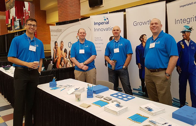 Imperial Oil To Attend NAIT Career Fair in Edmonton