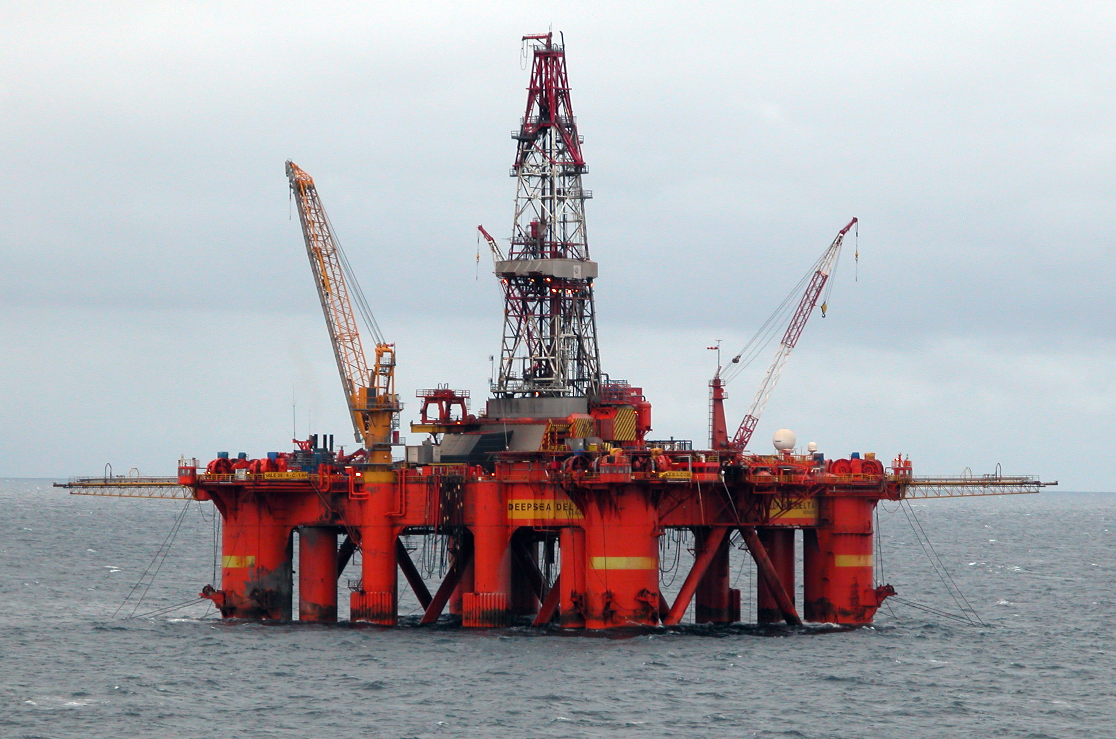 Pilot programme for redundant oil and gas leaders to be launched