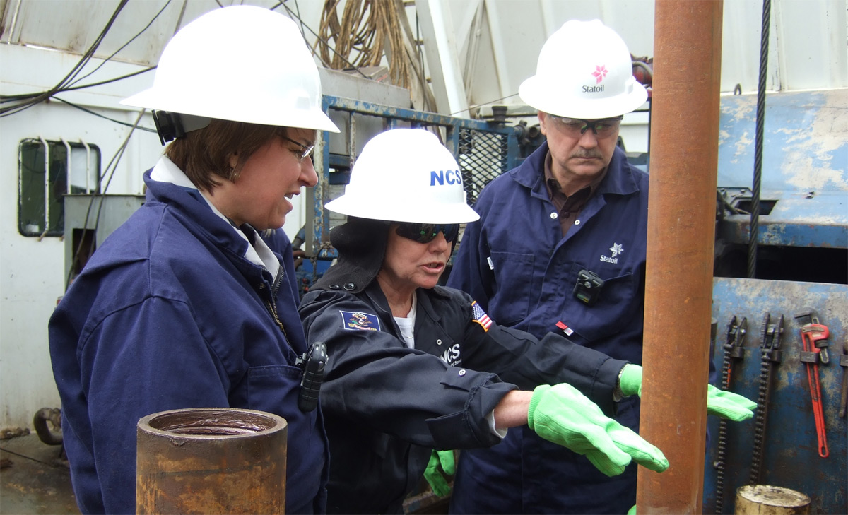 Women, Minorities Should Pursue Opportunities in Oil
